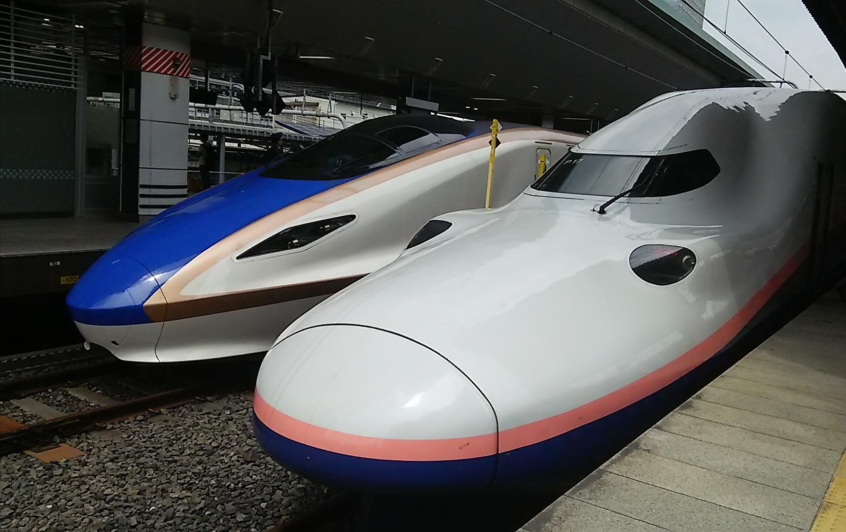 新幹線 空席 状況 東北
