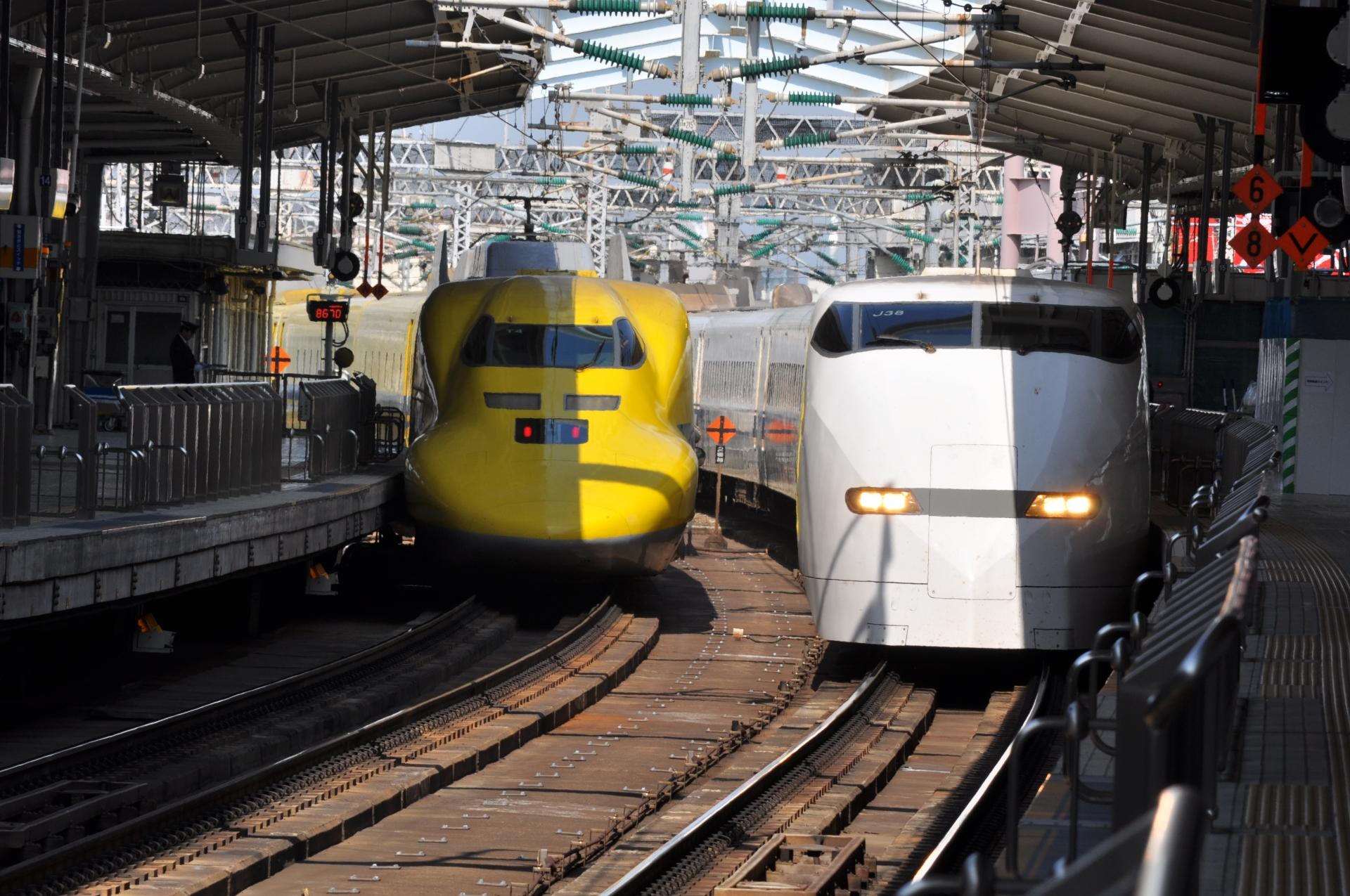 歴代の新幹線