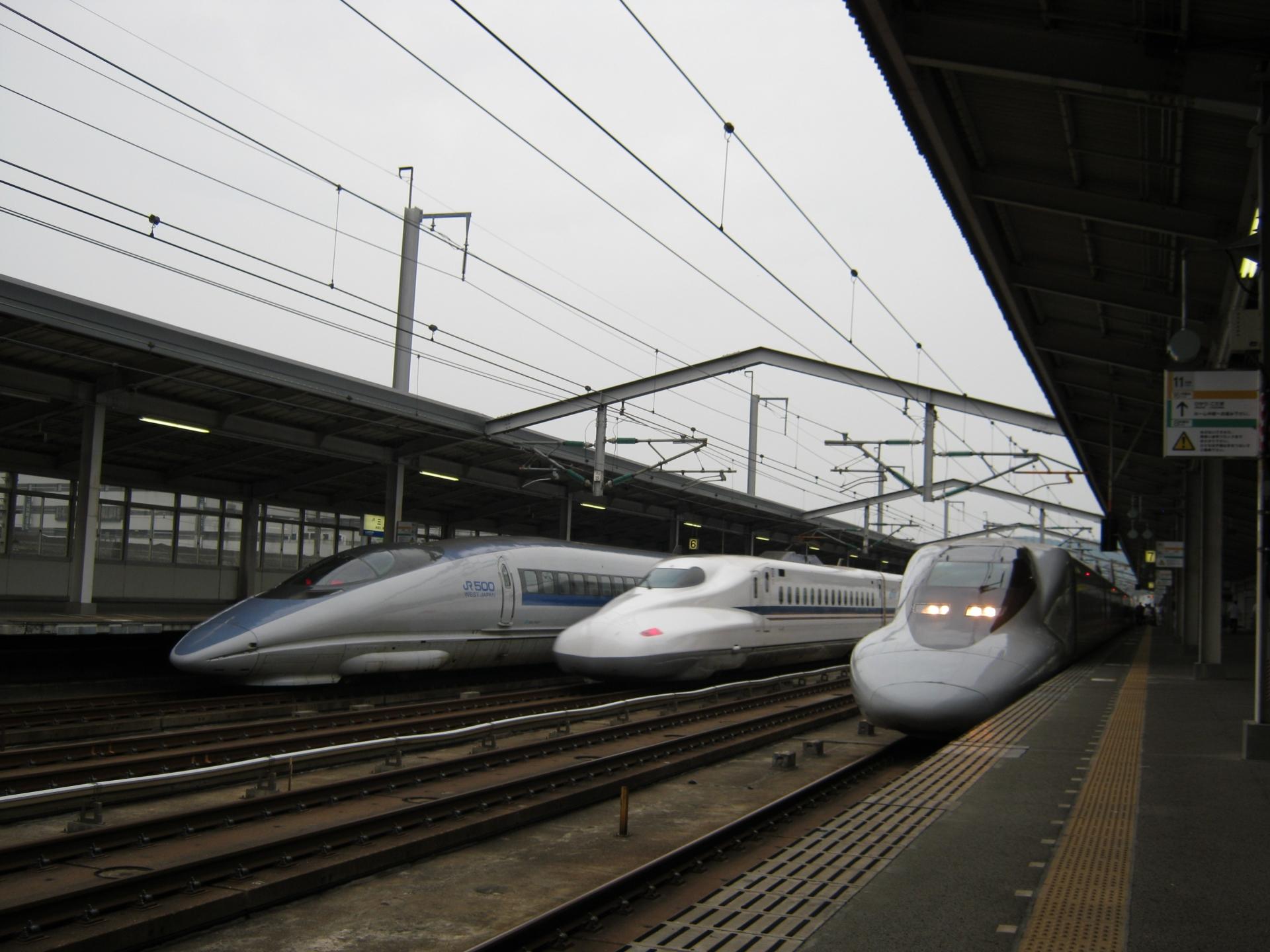 新幹線の停車駅